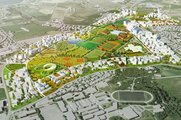 Urban Green Zone