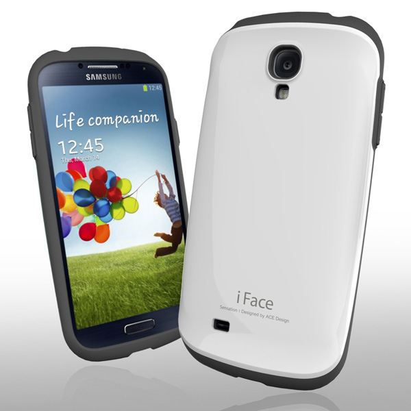 iFace Sensation Protective Cover For Samsung Galaxy S4 by iFace