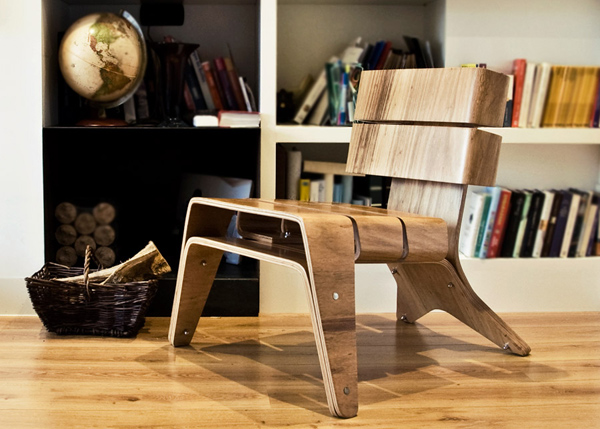 Eira Chair by Oitenta