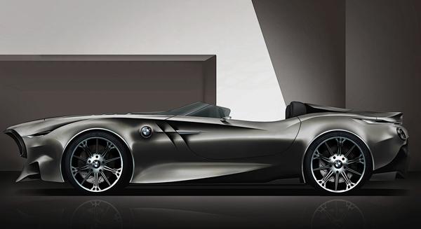 BMW Rapp - 100th Anniversary Concept by Dejan Hristov