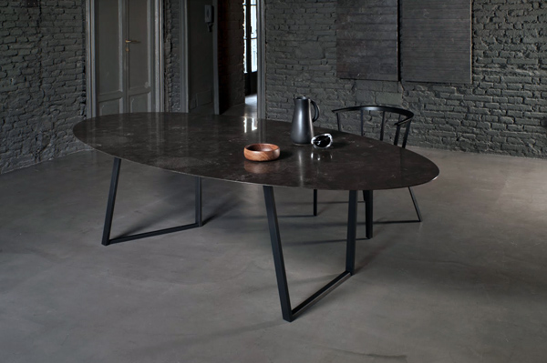 DRITTO - Table Collection by Piero Lissoni