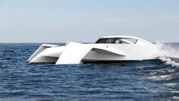 Classic Yacht Concept by Clemens Auer