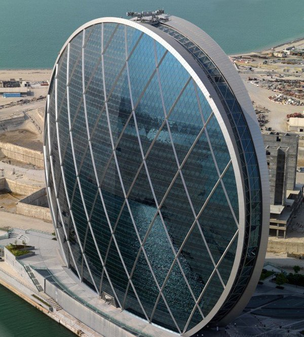 Aldar Headquarters by Mz Architects