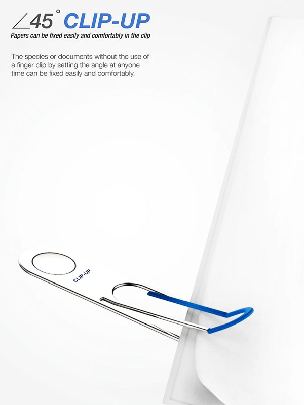 CLIP-UP – Paperclip Redesign by Juhyun Lee