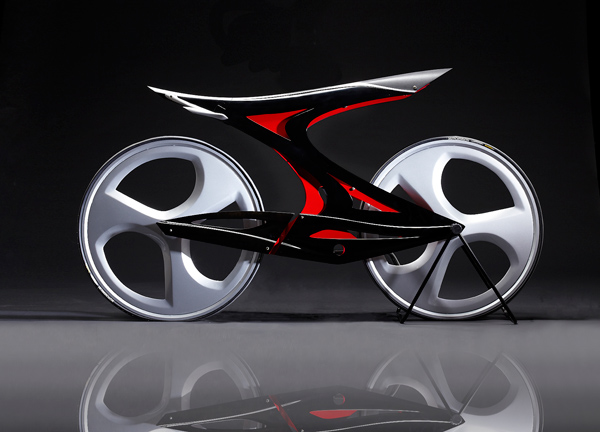 Zapfina - Concept Bicycle by JiaLing Hu
