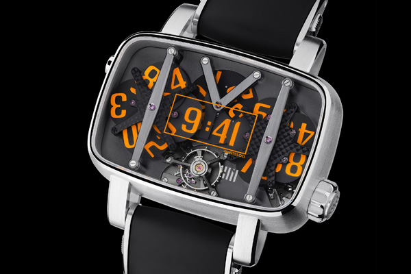 In Talks With François Quentin – Designer Of The 4N Watch