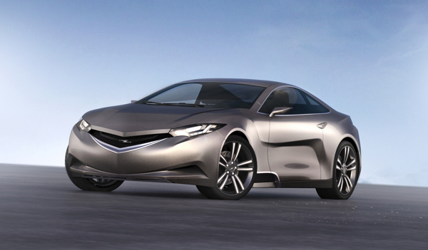 Opel Lancorte by Steel Drake