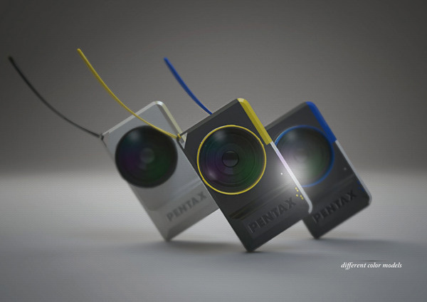 Pentax Concept Camera for the Blind by Prevoteau Mathieu
