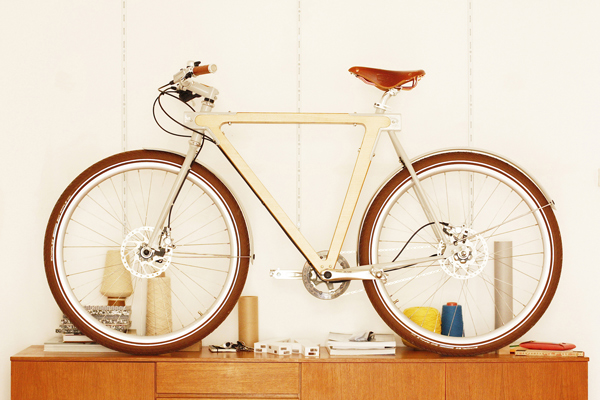 WOOD.b - Wooden Bicycles by BSG BIKES 2/2