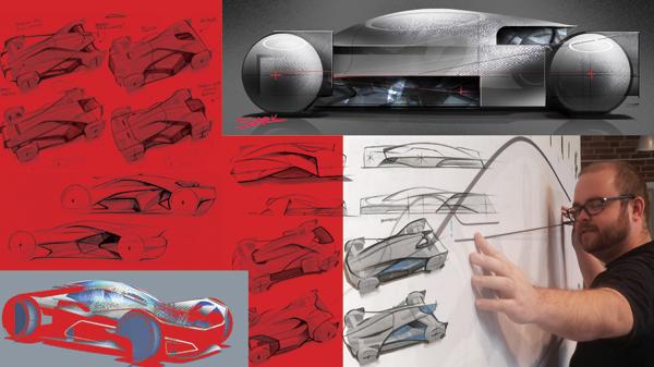 Hyper Vehicle for the Senses