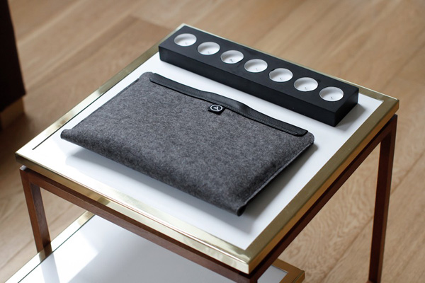 AECRAFT MacBook Airfelt Sleeve at CKIE
