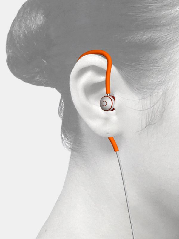 Earphones With A Play