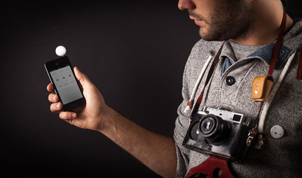 Lumu - Photography Light Meter for Smartphones by Lumu Labs
