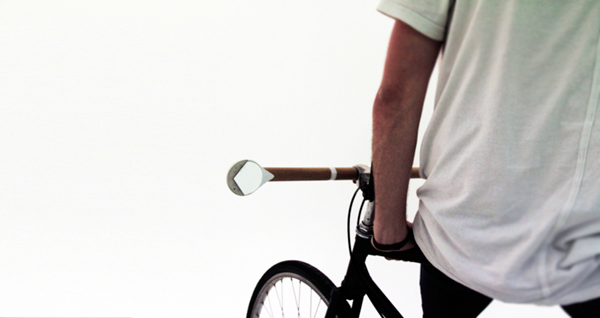 A Second Look - Bicycle Mirrors by Annabelle Nichols