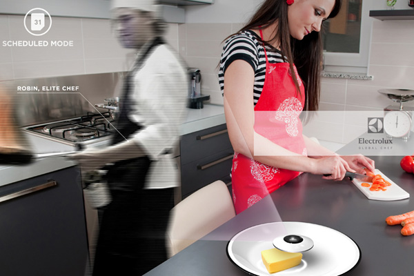 Electrolux Global Chef by Dawid Dawod