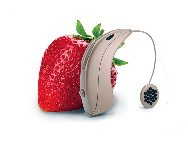 Hearing Aid with Directional Speaker by Adrian Ilisei