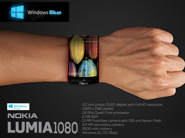 Nokia Lumia 1080 Concept Phone by 91 mobiles