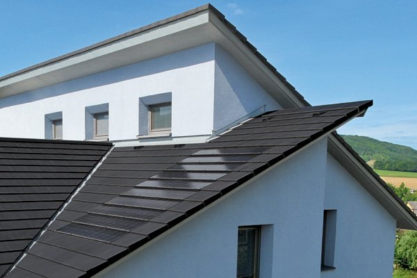 The PV Premium Photovoltaic In Roof System Is An Innovative System, Which  Offers New Possibilities For Architecture In The Field Of Solar Energy.