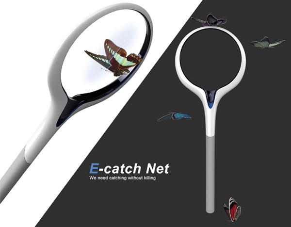 E-catch Net – Scanner by Zhang Cheng, Tuo Jin, Lin-en Wang & Xiaoneng Jin