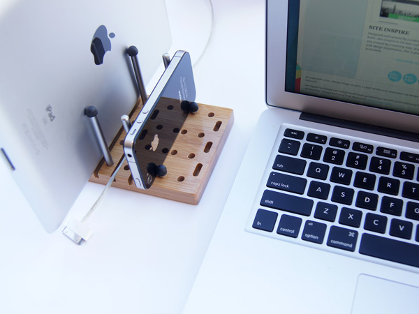Modo – Modular Desktop Organizer by B&A Studio