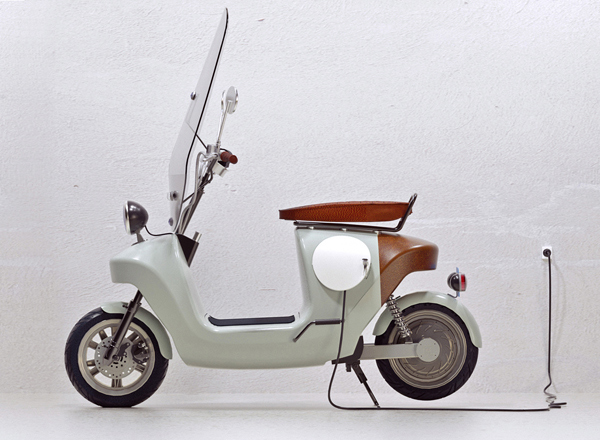 Be.e - Scooter made from plants by Waarmakers