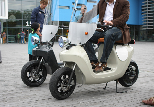 Bio-Based E-Scooter