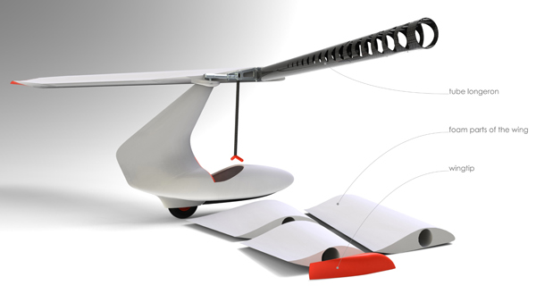 Easy Glider   Yanko Design