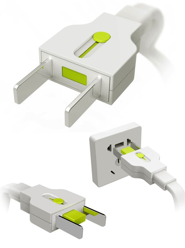The Stable Plug – Socket Plug Design by Liquan Li