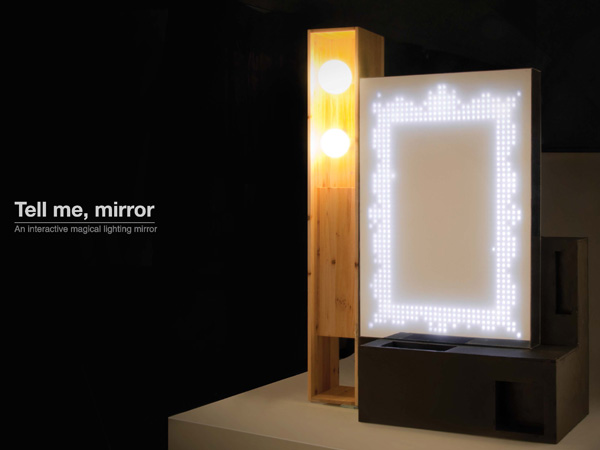 Tell me, mirror – Mirror Design by Yoori Koo