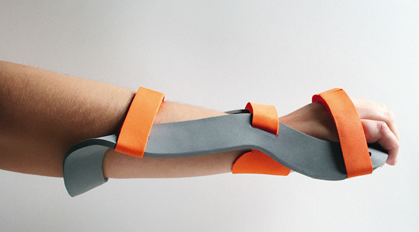Tension - Orthotic Brace by Marina Scheinberg