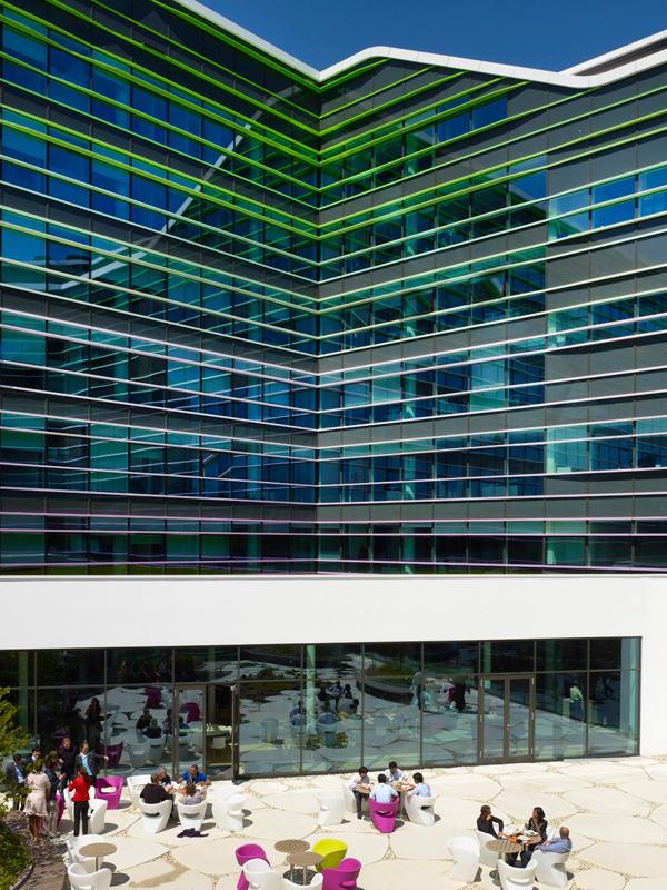 معماری،معماری ساختمان امنیتی،معماری فضاهای امنیتی