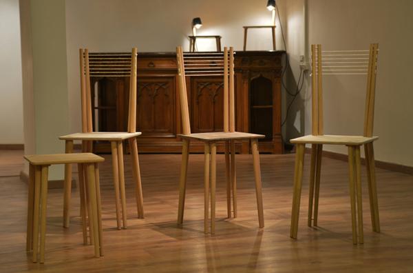 Slim - Furniture Collection by Nir Meiri