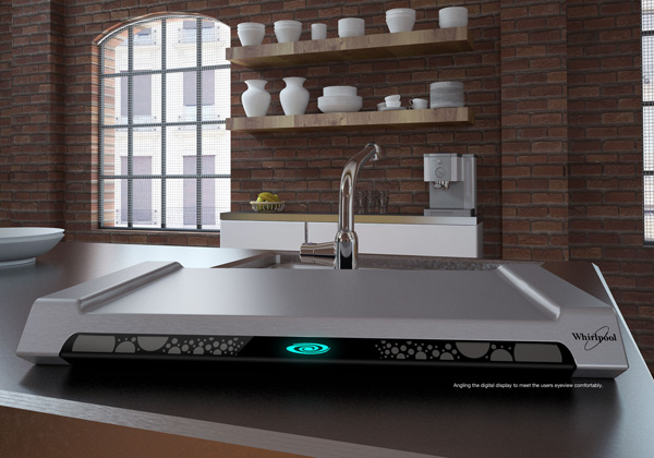 clever kitchen design. Share Clever Kitchen Tray  Yanko Design