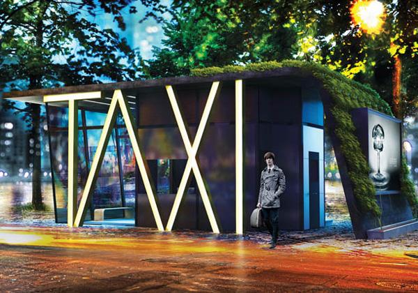TAXI - Taxi Station by Hakan Gürsu