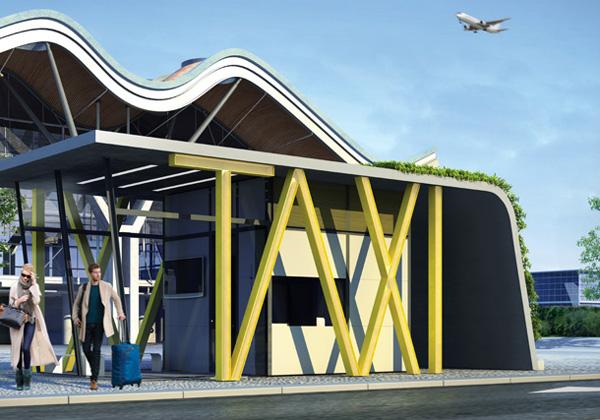 obvious taxi station yanko design. Black Bedroom Furniture Sets. Home Design Ideas