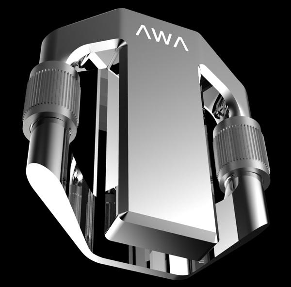 AWA - Sport Sensor by Jerome Olivet