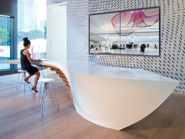 طراحی میز،میزاداری،طراحی مبلمان اداری