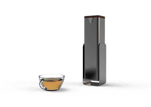 Teapot Quattro by Snezana Jeremic