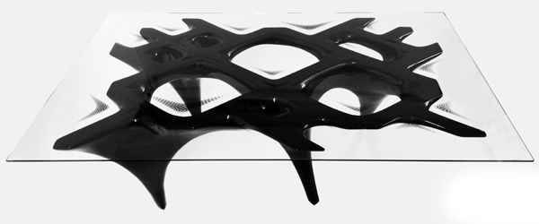 Flux Table by studioINTEGRATE