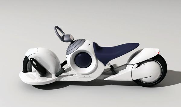 Gyrobike by Alexander Shevchenko