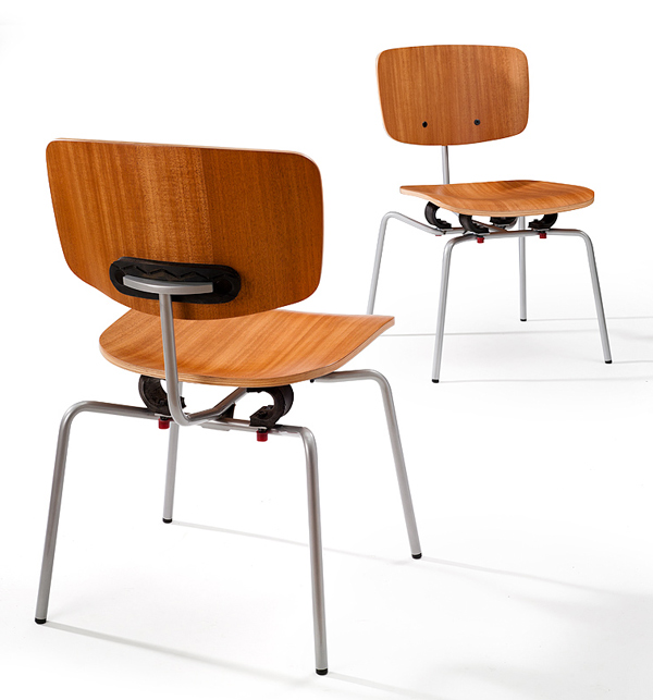 NoCo2 Chair by Peter Danko