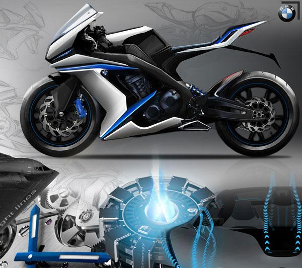 BMW Motorrad Gets Mean