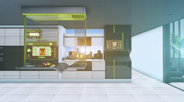 C3 - Smart Kitchen by Orlando Mendoza