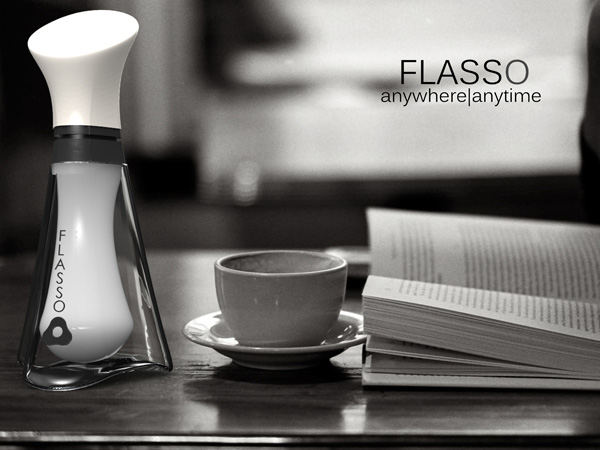 FLASSO - Milk Storage With Utility and Design by Subinay Malhotra