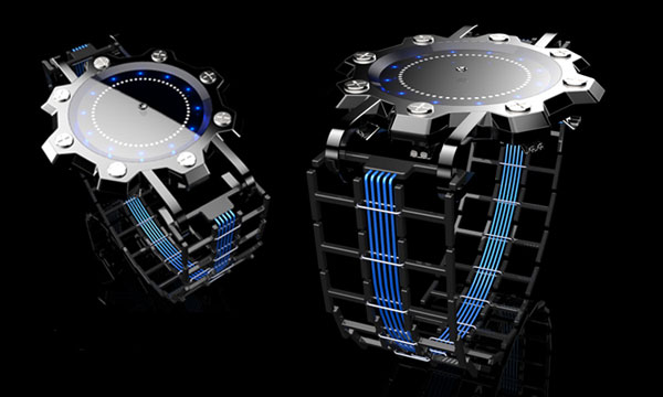 Watch Horrors by StudioAram Design