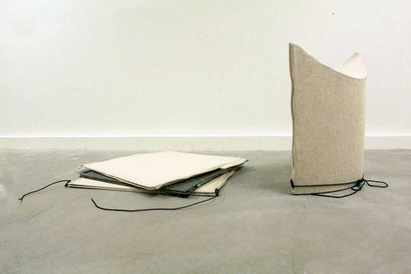 Pull Stool by Benjamin Kicic