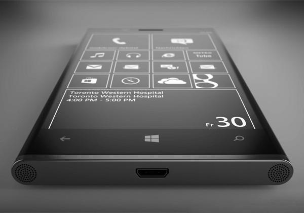 Nokia Lumia 999 Yanko Design