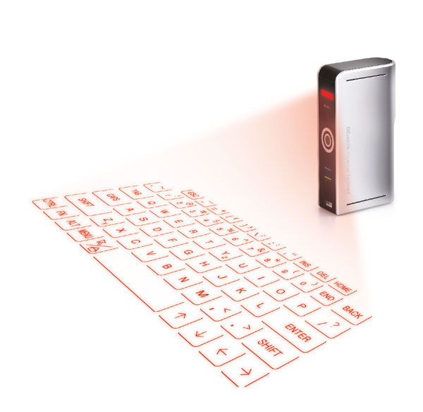 Epic Projection Keyboard and Mouse by Celluon