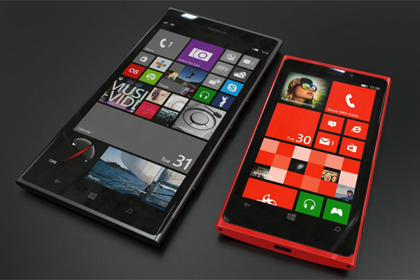Another Nokia Phablet