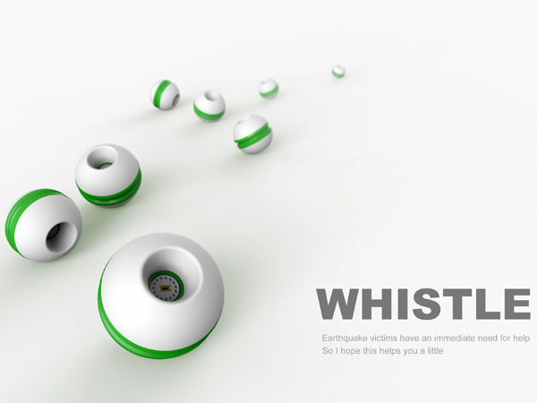 Whistle - Rescue Aid by Park On-hee, Kim Myeoung-soo and Jang Young-seo
